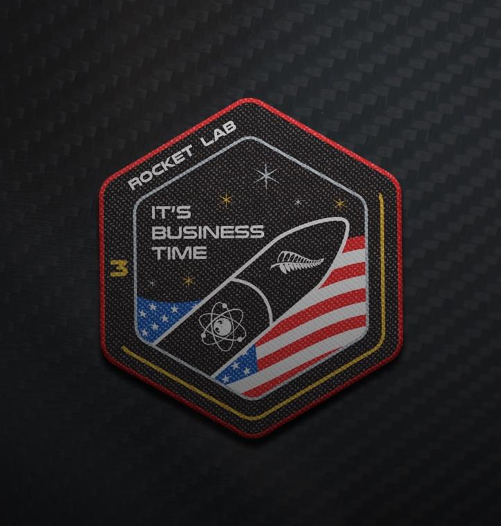 RocketLab-F3-ItsBusinessTime-Patch