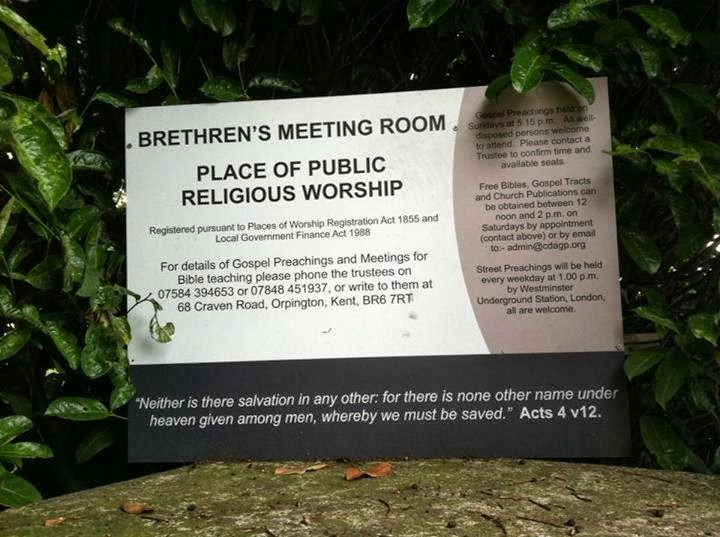 Image result for exclusive brethren nz rules