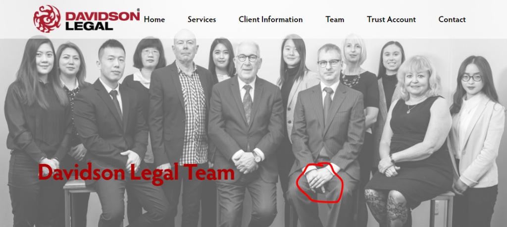 Image result for davidson legal