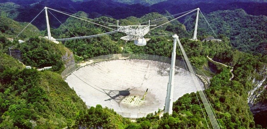 Image result for haarp arecibo