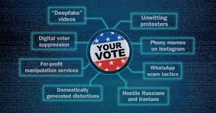 New Report Warns of Deepfakes and Social Media Disinformation Campaigns  That Aim to Undermine 2020 Election | Common Dreams News