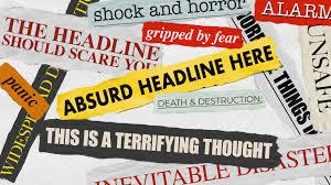 News Headlines Are Feeding Our Coronavirus Anxiety. Can It Stop ...