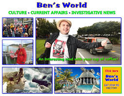 BEN'S WORLD SUMMER CROP. – BEN'S WORLD