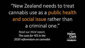 "Helen Clark Foundation on Twitter: ""Cannabis use is a reality in ..."