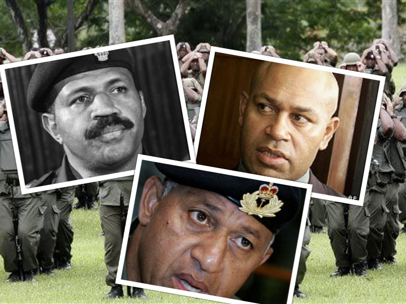 Fiji Coupfourpointfive: Fiji's first dark day .... 24 years ago