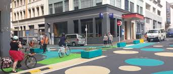 On the Frontline of Tactical Urbanism - Wellington - Eventfinda
